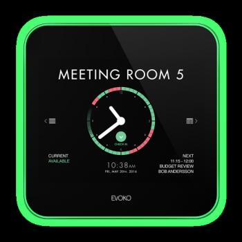 EVOKO Room Manager Raumbuchungssystem - Demogerät